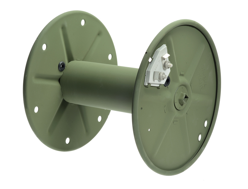 DR-8 Electrical Cable Reel | Strantech